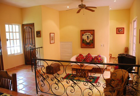 Cozumel vacation rentals with Mexican Colonial Style